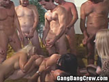Orgy House Party Gang Bang